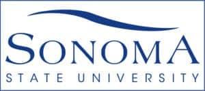 sonoma state university logo 8664