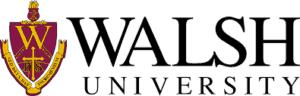 walsh university logo 9565