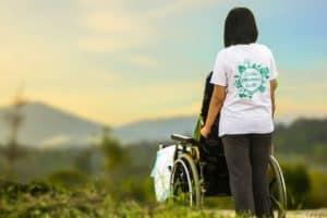 hospice caregiver