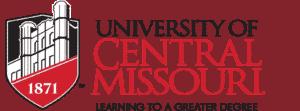 University of Central Missouri logo from website