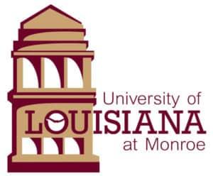 University of Louisiana at Monroe logo from website e1553482550703