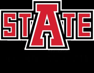 Arkansas State University logo from website