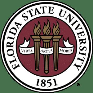 Florida State University logo from website