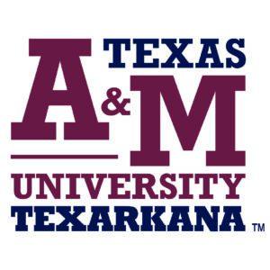 Texas AM University Texarkana logo from website