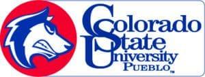 Colorado State University Pueblo logo